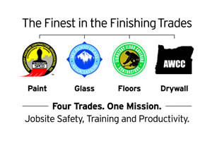 Finest in Finishing Trades Logo